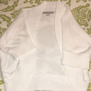 Old navy medium sweater white